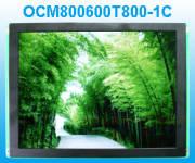8寸TFT工业级C系列彩色屏 OCM800600T800-1C