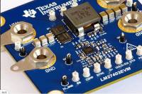 LM27403EVM具有温度补偿 DCR 感应评估模块的 LM27403 同步降压控制器 LM27403EVM