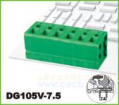 螺钉式接线端子 螺钉式 DG105V-7.5