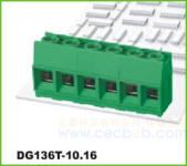 螺钉式接线端子 螺钉式 DG136T-10.16