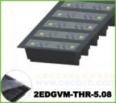 插拔式接线端子 插拔式2EDGVM-THR-5.08