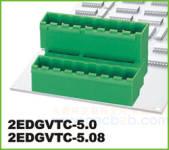 插拔式接线端子 插拔式2EDGVTC-5.08