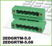 插拔式接线端子 插拔式2EDGRTM-5.08