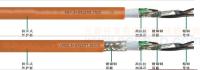 PUR护套分/总屏蔽伺服拖链电缆 600/1000V (4G*2.5+2*(2*1.5)C)Cmm