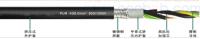 PUR护套屏蔽动力拖链电缆(内护型) 600/1000V (4G6.0)Cmm