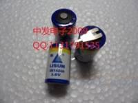 力兴LISUN ER14250 3.6V电池 1/2AA 3.6V 工控PLC锂电池 1.2AH ER14250