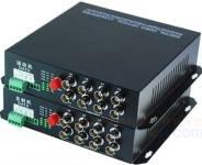 供应科达8路带485控制光端机 DP-8V1D