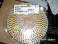 TAJC107M010RNJ 100UF C型钽电容
