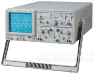深圳麦威MOS-626系列 带频率计CRT读出型示波器  北京知春电子城实体店现货的详细说明 MOS-626