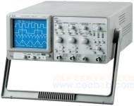 深圳麦威MOS-6100  CRT读出型100M示波器 北京知春电子城实体店现货的详细说明 MOS-6100