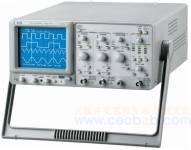 深圳麦威MOS-6103  CRT读出型100M 示波器 北京知春电子城实体店现货的详细说明 MOS-6103  CRT读出型100M 示波器
