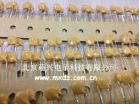 Y电容 安规电容 AC250V222 2200PF 脚距5mm ECKZBE222ZES