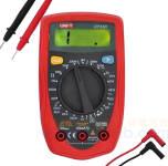 UT33D数字万能表UT33D优利德 万用表背光防烧家用电压测试数显表 UT33D