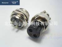 MAOJWEI 重强 12M 16M 19M 2芯-14芯 航空插头 插座 防护等级IP55 12M