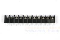焊板栅栏接线端子 KDT65-11  300V 30A