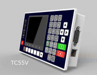 TC55V 运动控制系统1-4 轴系列 TC55V 伺服电机控制器