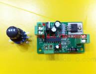 调速器 直流电机调速器 PWN直流脉宽调速器 12V-24V 调速器 直流调速器