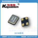 KKST晶振2016 38.4M 8PF 10PPM KAC38400R01R