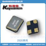 KKST晶振2520 26M 8.5PF 10PPM KAD26000X01R