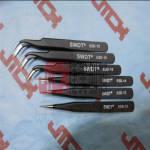 ESD-10防磁防酸镊子 不锈钢防静电镊子 高弹性不锈钢尖头镊子 ESD-10