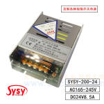开关电源24V8.5A SYSY-200-24