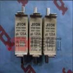 NH00C 125A熔断体RT16-000 RO30低压熔断器500V-120KA刀形熔断器 熔断体RT16-000 125A