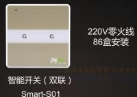 Smart-S01智能开关(双联) Smart-S01