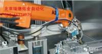 深隆机器人讲座-浅析机器人与数控机床的融合 北京工业机器人 提供解决方案 根据客户需求订制 STTJ05