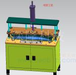 定制机器人夹具 工装夹具 焊接夹具 自动化专机 汽车车身焊接夹具汽车电池盒夹具 GZJJ05