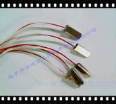 贴片温度传感器PT100耐高温500度引线500MM -----1000000 热电阻