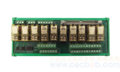 继电器模块 ts50wd-24di16do-10rj2s-m2508 — 中发智