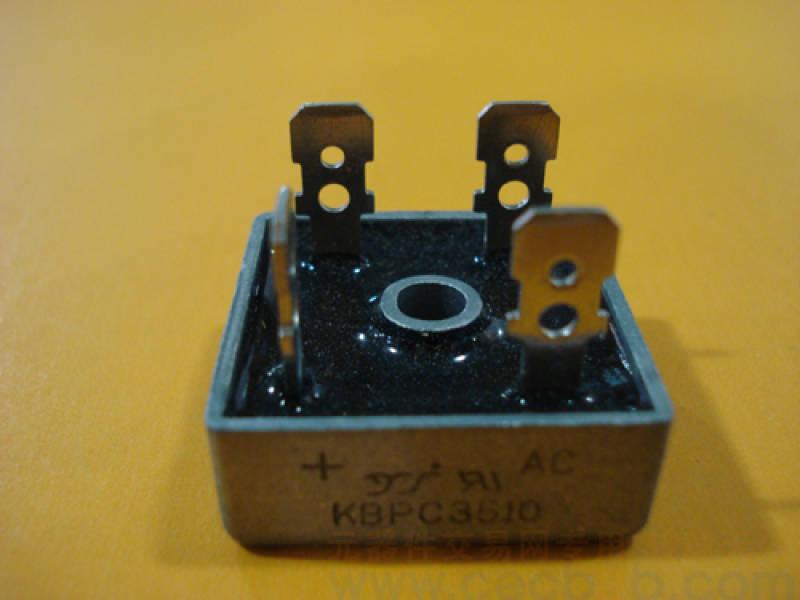 首页 ic 集成电路/ic > 供应  kbpc3510   规格描述: 硅整流桥堆