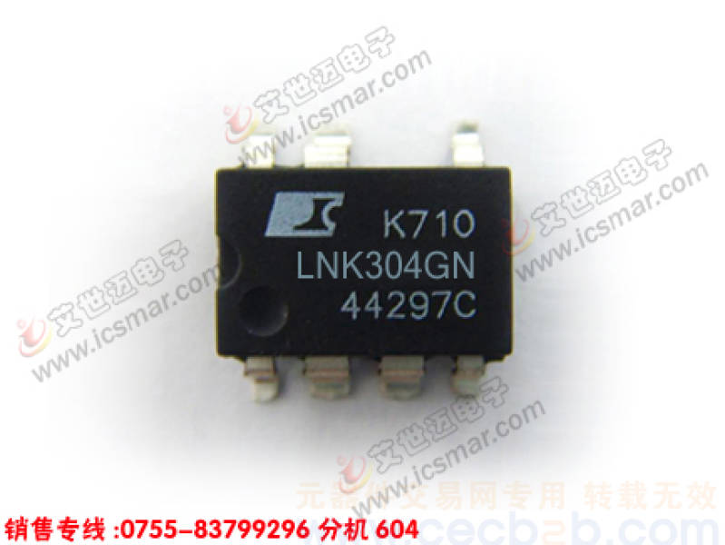 首页 ic 集成电路/ic > 供应  lnk304gn   规格描述: 原装       公司