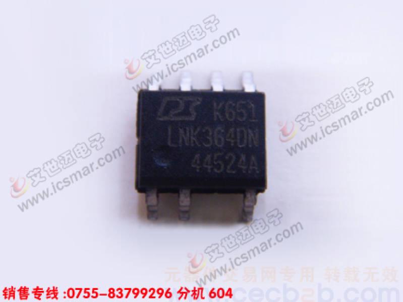 首页 ic 集成电路/ic > 供应  lnk364dn   规格描述: 原装       公司