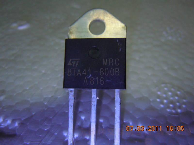 首页 ic 集成电路/ic > 供应  bta41   规格描述: 厂家直销  现货