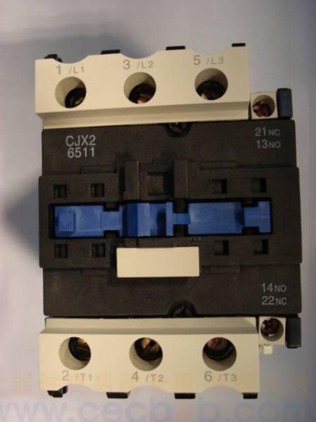 交流接触器 cjx26511 正泰现货