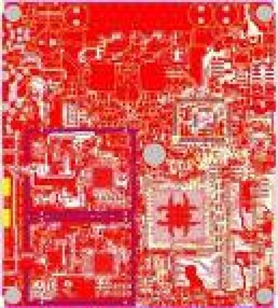 多层电路板 > 供应  多层板抄板   产品型号:hl0723  规格描述:  北京