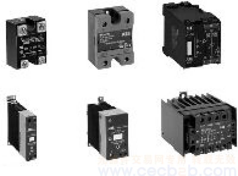 [供应]半导体接触器和固态继电器 r100.xx 和 r300.xx abb