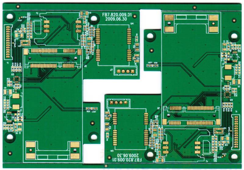 印刷电路板(印刷线路板,pcb)