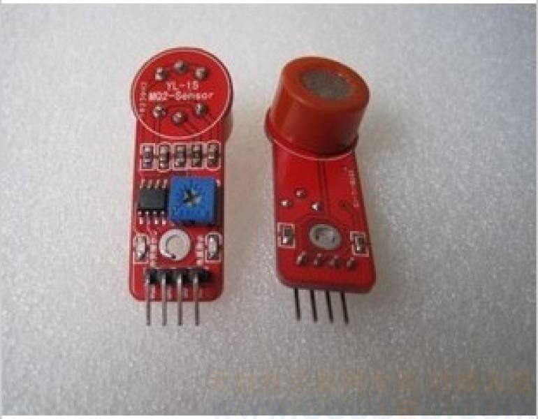mq3酒精气体传感器 单片机模块