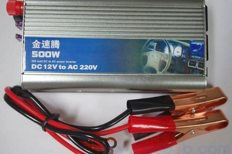 电源12v500w车载逆变器