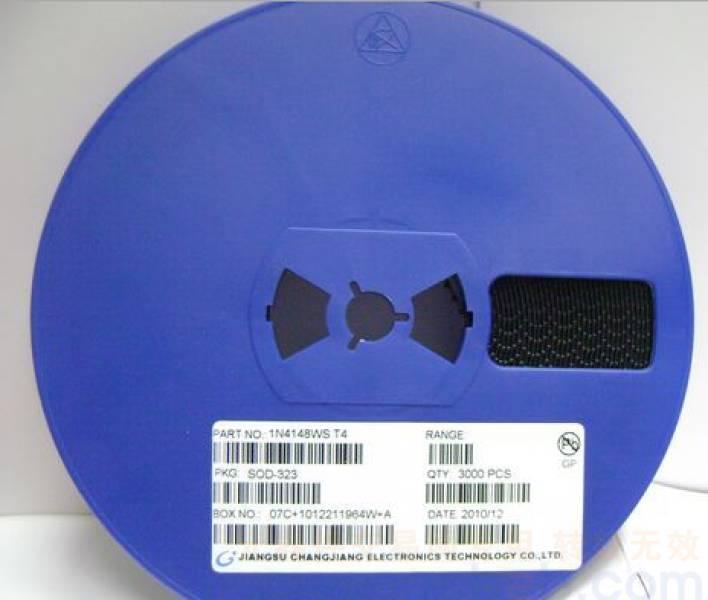 二极管 > 供应  二极管   产品型号:1n4148ws  规格描述:  sot-23