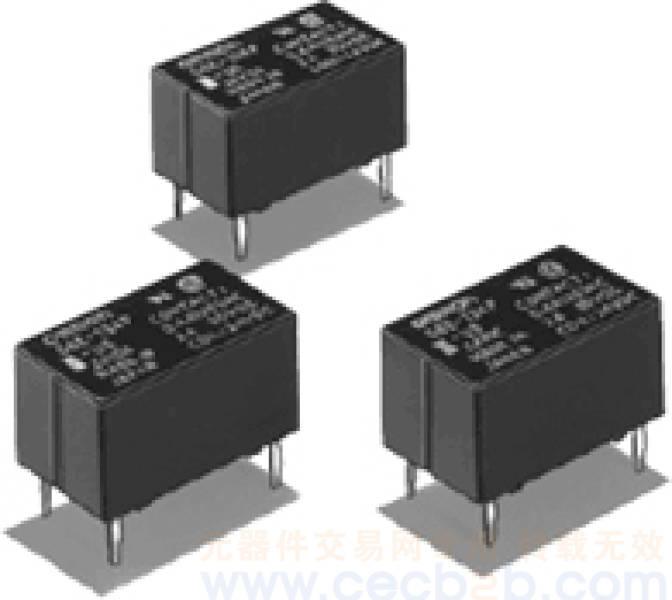 g6e 小型继电器 g6e-134p-us
