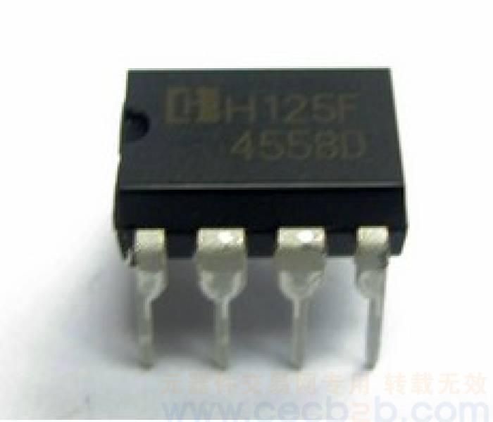 [供应]运算放大器 lm4558 hg