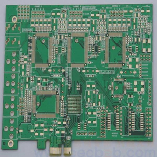 首页 非ic 印刷电路板(pcb) > 供应  四层喷锡板   产品型号:pcb