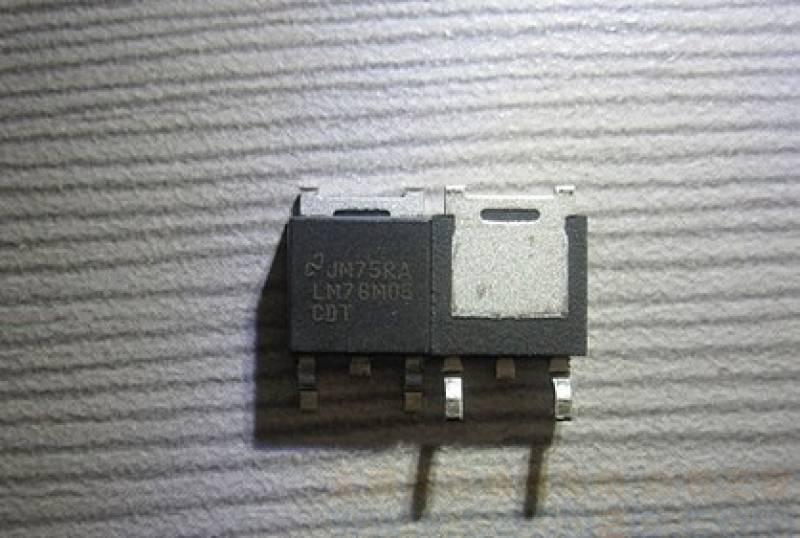 [供应]集成电路 lm78m05cdt st