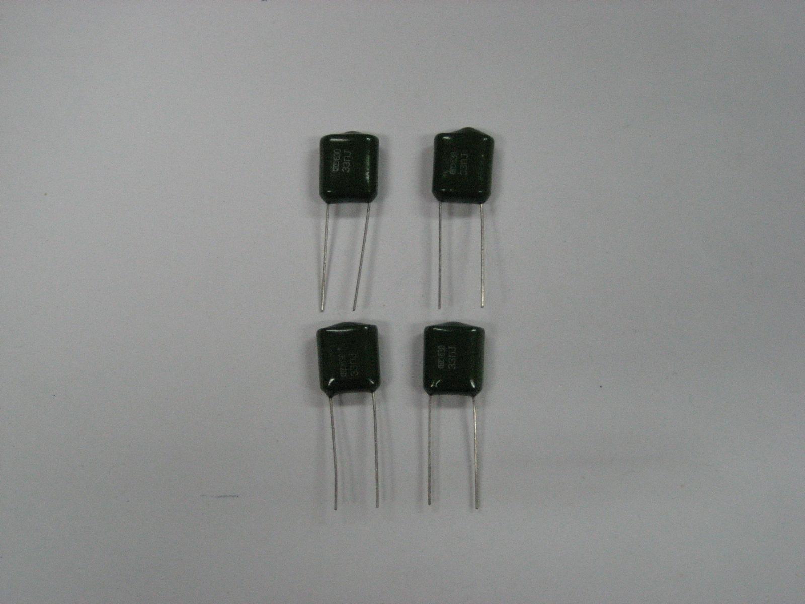 CL11薄膜电容 CL11400V272 HY
