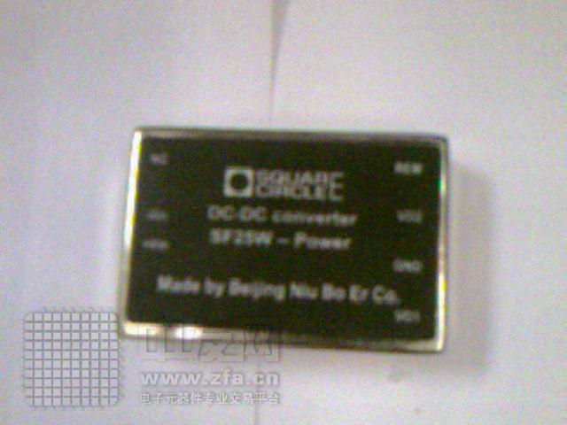 方圆电源模块 3672S24/8W