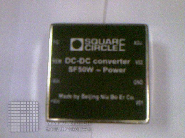 方圆电源模块 72144S5D15/0.5A