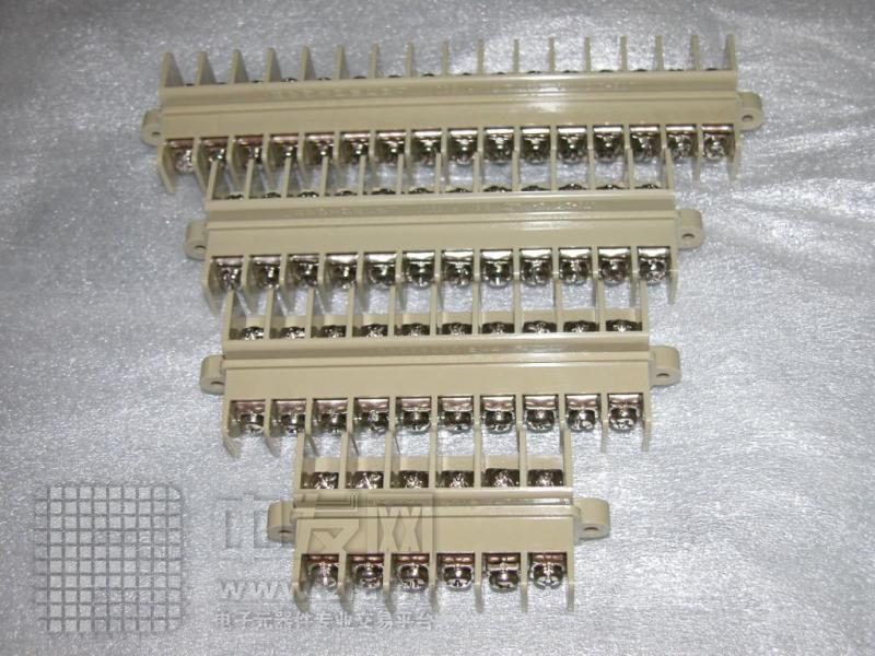 [供应]直通型接线端子,双排